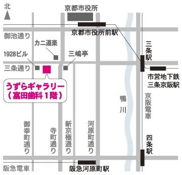 うずらマップ